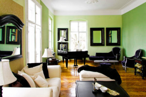 belmost interior bedroom painting